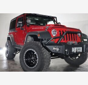 2008 Jeep Wrangler for sale 101350374