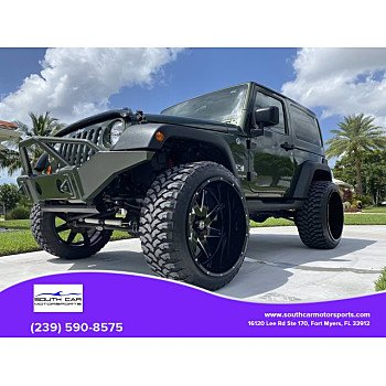 2008 Jeep Wrangler for sale 101374366