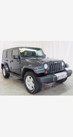 2008 Jeep Wrangler for sale 101381301