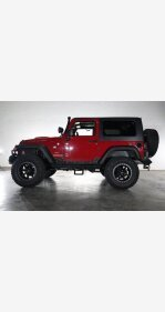 2008 Jeep Wrangler for sale 101391999