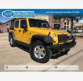 2008 Jeep Wrangler for sale 101395851