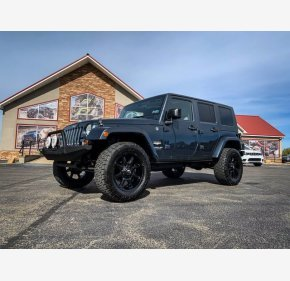 2008 Jeep Wrangler for sale 101406889