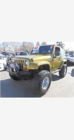 2008 Jeep Wrangler for sale 101449475