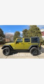 2008 Jeep Wrangler for sale 101471815