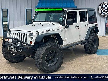 2008 Jeep Wrangler for sale 101555266