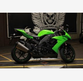 2008 Kawasaki Ninja ZX-10R for sale 200776456