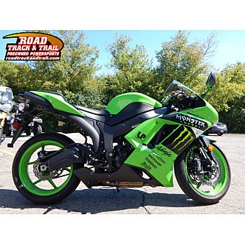 2008 Kawasaki Ninja ZX-6R for sale 200629206