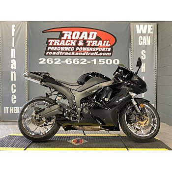 2008 Kawasaki Ninja ZX-6R for sale 200805322