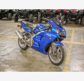 2008 Kawasaki ZZR600 for sale 200710445