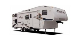 2008 Keystone Cougar 244RLS (West) specifications