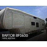 2008 Keystone Raptor for sale 300292553