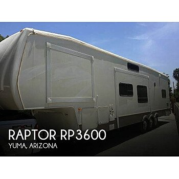 2008 Keystone Raptor for sale 300292553