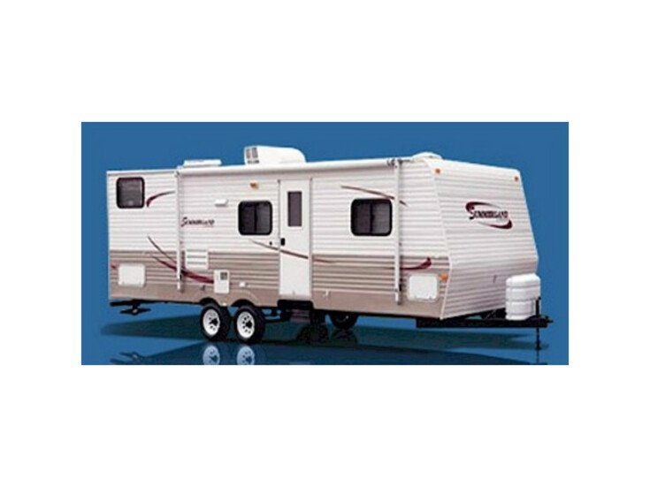 2008 Keystone Summerland 1890FL specifications