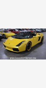 2008 Lamborghini Gallardo Spyder for sale 101099534