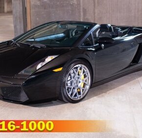 2008 Lamborghini Gallardo Spyder for sale 101110944