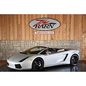 2008 Lamborghini Gallardo Spyder for sale 101179338