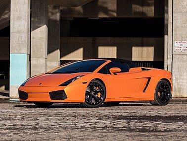 2008 Lamborghini Gallardo Spyder for sale 101318351