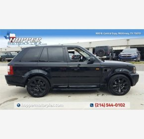 2008 Land Rover Range Rover Sport Supercharged for sale 101099333