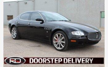 2008 Maserati Quattroporte for sale 101008901