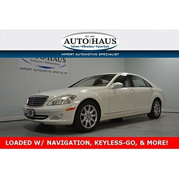 2008 Mercedes-Benz S550 for sale 101181456