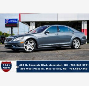 2008 Mercedes-Benz S550 for sale 101371308