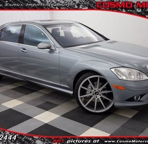 2008 Mercedes-Benz S550 for sale 101440793