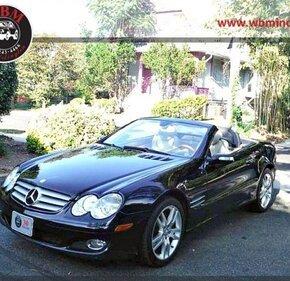 2008 Mercedes-Benz SL550 for sale 101202772