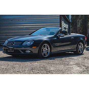 2008 Mercedes-Benz SL550 for sale 101310087