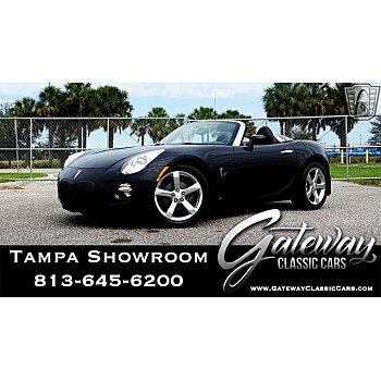 2008 Pontiac Solstice GXP Convertible for sale 101100255