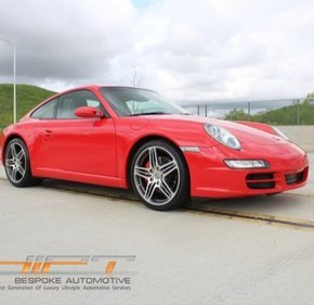 2008 Porsche 911 Coupe for sale 101107155