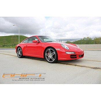 2008 Porsche 911 Coupe for sale 101107155