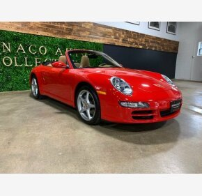 2008 Porsche 911 Cabriolet for sale 101215779