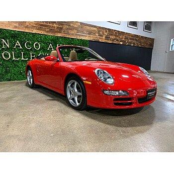 2008 Porsche 911 Cabriolet for sale 101215779