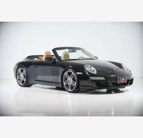 2008 Porsche 911 Cabriolet for sale 101231258