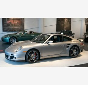 2008 Porsche 911 Turbo Coupe for sale 101292783
