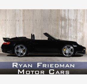 2008 Porsche 911 Turbo Cabriolet for sale 101317506