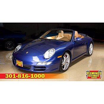 2008 Porsche 911 Cabriolet for sale 101360432