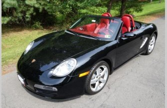 2008 Porsche Boxster for sale 101202530