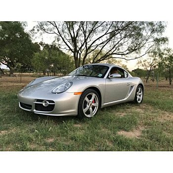 2008 Porsche Cayman for sale 101220428