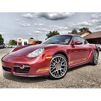 2008 Porsche Cayman for sale 101245159