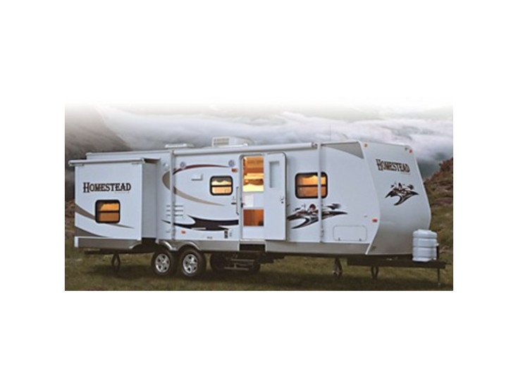 2008 Starcraft Homestead 282RBS specifications