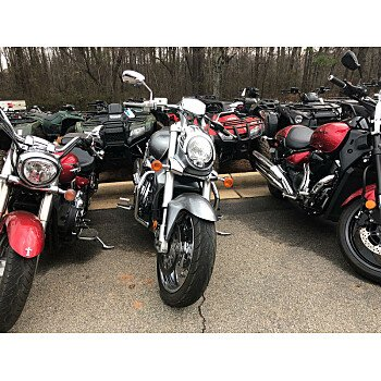2008 Suzuki Boulevard 1800 for sale 200647267