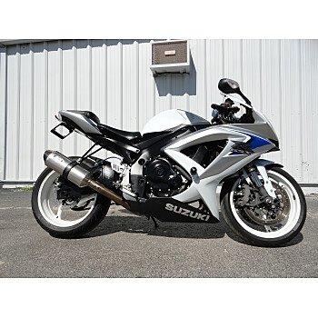 2008 Suzuki GSX-R600 for sale 200711177