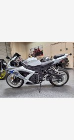 2008 Suzuki GSX-R600 for sale 200980336