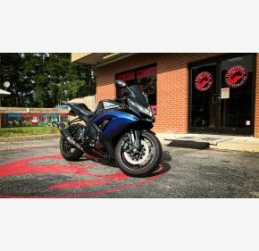 2008 Suzuki GSX-R750 for sale 200963021