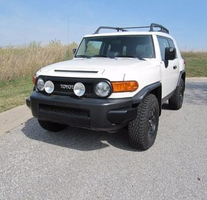 2008 Toyota FJ Cruiser for sale 101384555