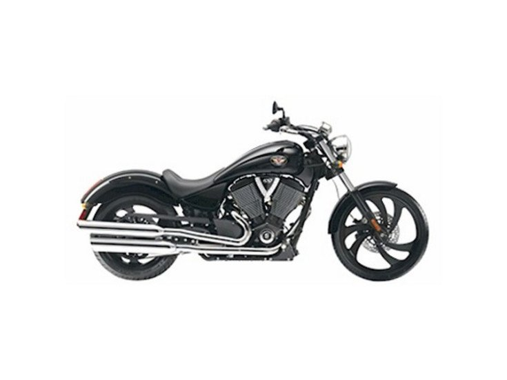 2008 Victory Vegas 8-Ball specifications
