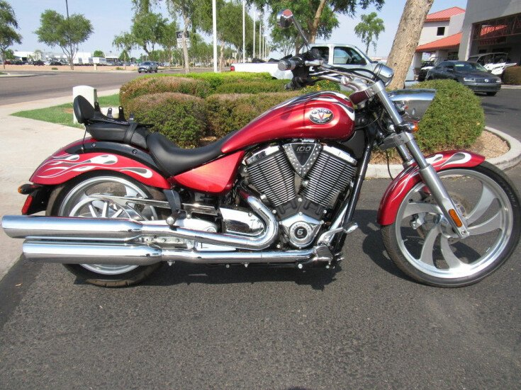 2008 Victory Vegas for sale 201110025
