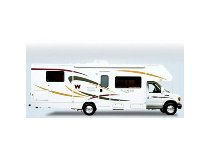 2008 Winnebago Access 26A specifications