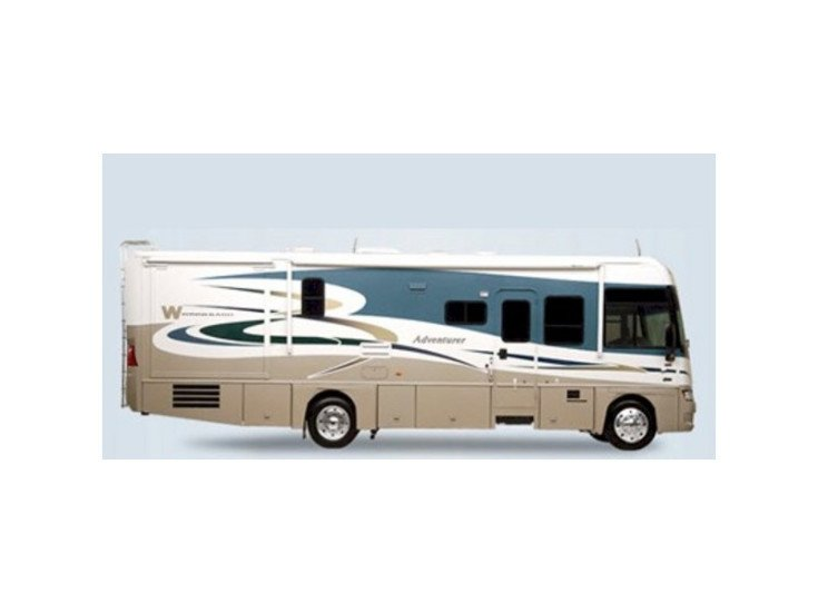 2008 Winnebago Adventurer 35A specifications